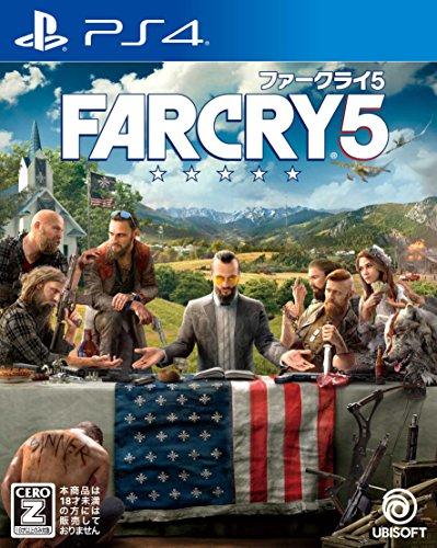 【PS4】ファークライ5