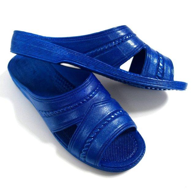 ギョサン サンダル バンド型 180番 (3L(約27.5cm), ブルー)