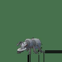 キリキザン 色違い 剣盾