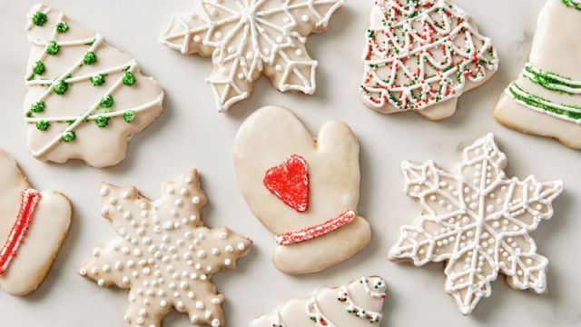 christmas cookies butter