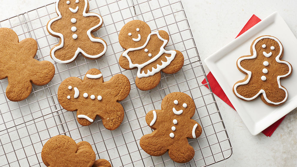 Easy Gingerbread Cookies Recipe From