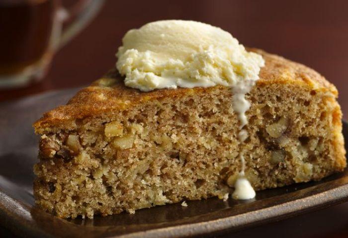 Homemade Apple Cake Recipe Bettycrockercom
