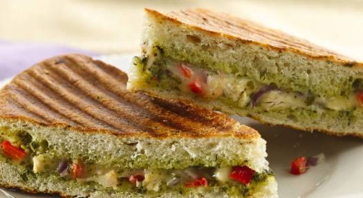 Chicken Panini Recipe, an Innovative Breakfast Meal for Your Family