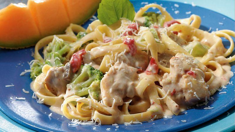 Image result for Slow Cooker Italian Chicken Alfredo