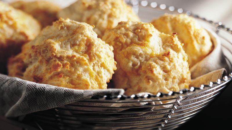 Bisquick Heart Smart® Cheese-Garlic Biscuits