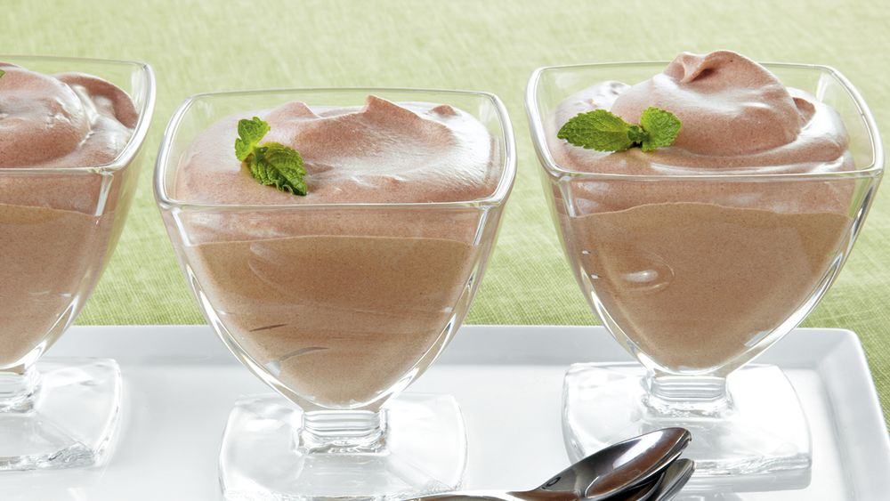 Easiest Chocolate Mousse Recipe Ever