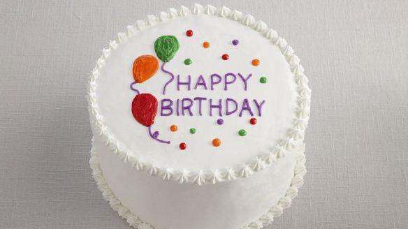 Happy Birthday Balloon Cake Recipe - BettyCrocker.com