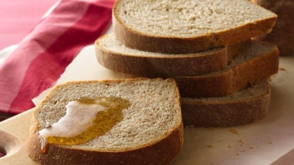 HoneyWhole Wheat Bread recipe from Betty Crocker