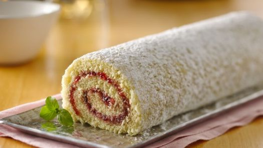 Jelly Roll Cake Recipe - BettyCrocker.com
