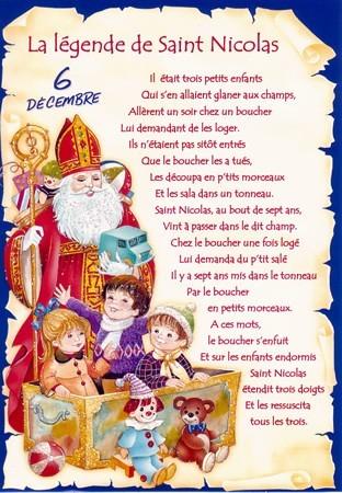 Bonne St Nicolas !