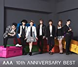 AAA 10th ANNIVERSARY BEST(ALBUM2枚組)