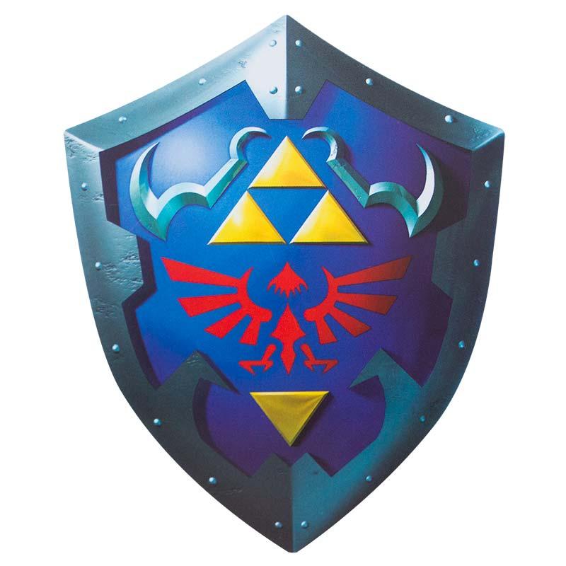 Legend Of Zelda Hylian Shield Magnet