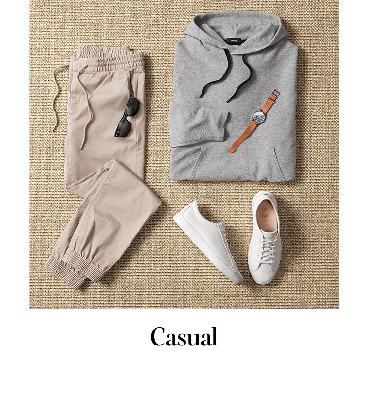 shop by style Casual