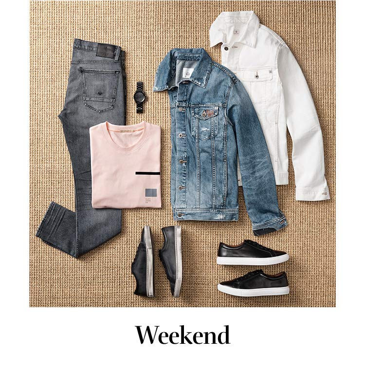 Shop by occasion-Weekend