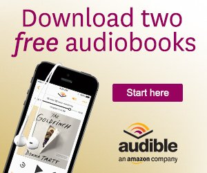 Audible is offering two free audiobooks to the readers of Hello Peaceful Mind. Click here to get yours!