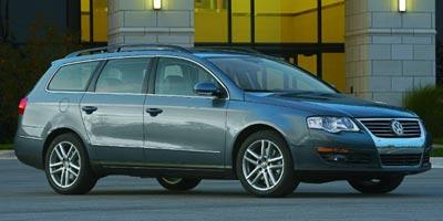 2008 Volkswagen Passat Main Image