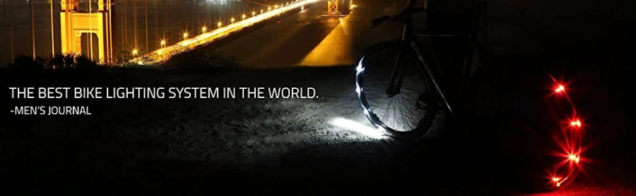Revolights, Eclipse, Revolights Eclipse, Bike Light, headlight, taillight, wheel light, Revo Lights
