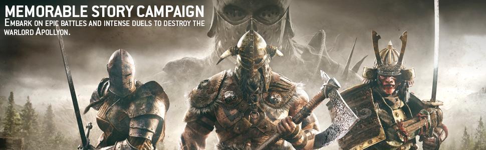 story campaign; epic battle