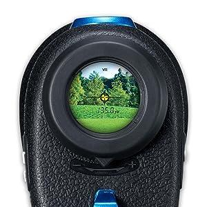 Golfers View Precise Ranging Nikon Coolshot I Vr Vibration Reduction Laser Range
