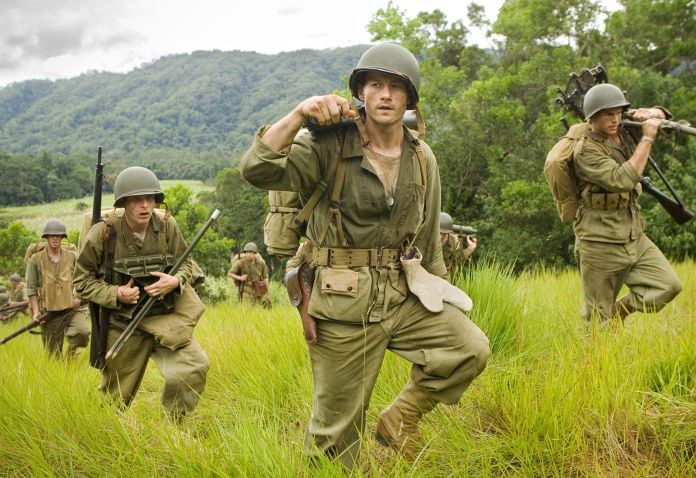 Amazon.com: The Pacific Season 1: James Badge Dale, Joseph Mazzello, Jon  Seda