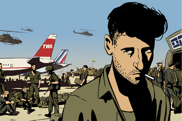 Image result for waltz with bashir