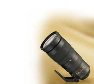 Product photo of the AF-S NIKKOR 200-500mm f/5.6E ED VR lens