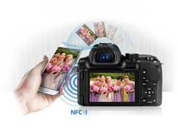 Samsung NX30 SMART Camera Product Shot
