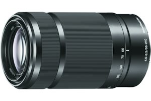 E 55-210mm F4.5-6.3 OSS Zoom Lens