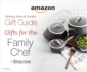 Christmas gift guides for the family chef