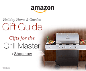 Christmas gift guides for the grilling fan