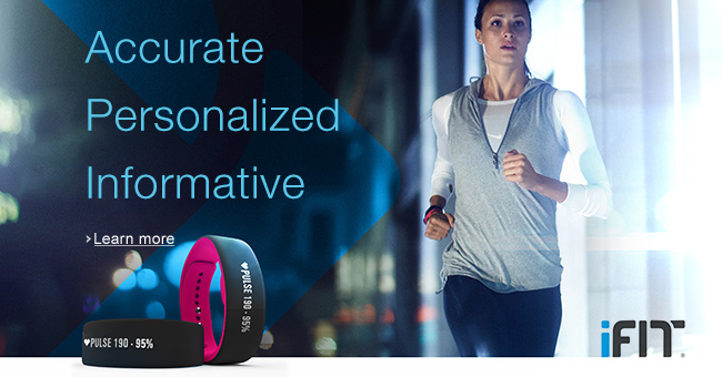 iFIT : Accurate   Personalized   Informative