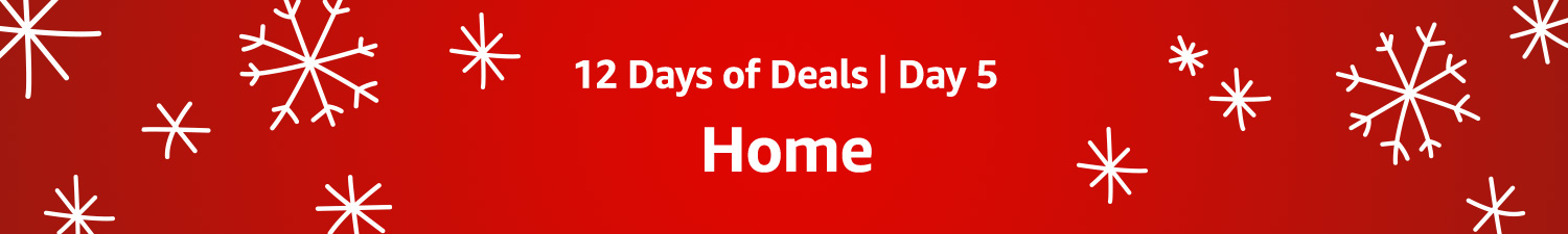 12 Days of Deals: Day 5: Home