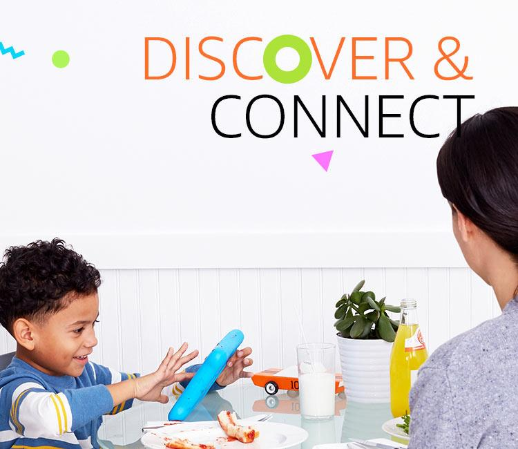 Discover and connect