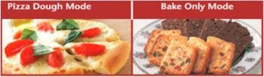 Variety of Baking Modes