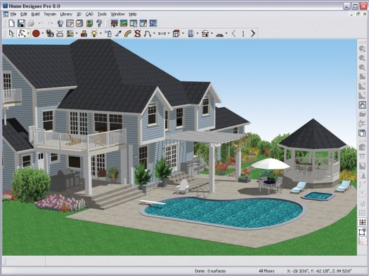 Com Better Homes And Gardens Home Designer Pro 8 0 Old Version Software
