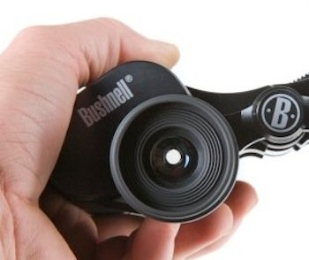 Bushnell Falcon 133410 Binoculars with Case (Black, 7x35 mm)  Image of B00004TBLW