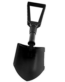 Gerber 30-000075 E-Tool with Serrated Blade