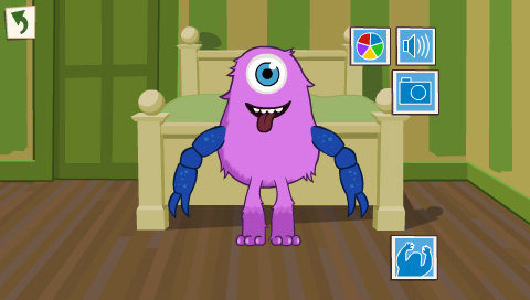 Create your very own monster identity with the Monster Maker activity!