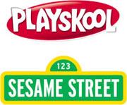 PLAYSKOOL SESAME STREET