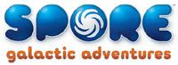 'SPORE Galactic Adventures' game logo
