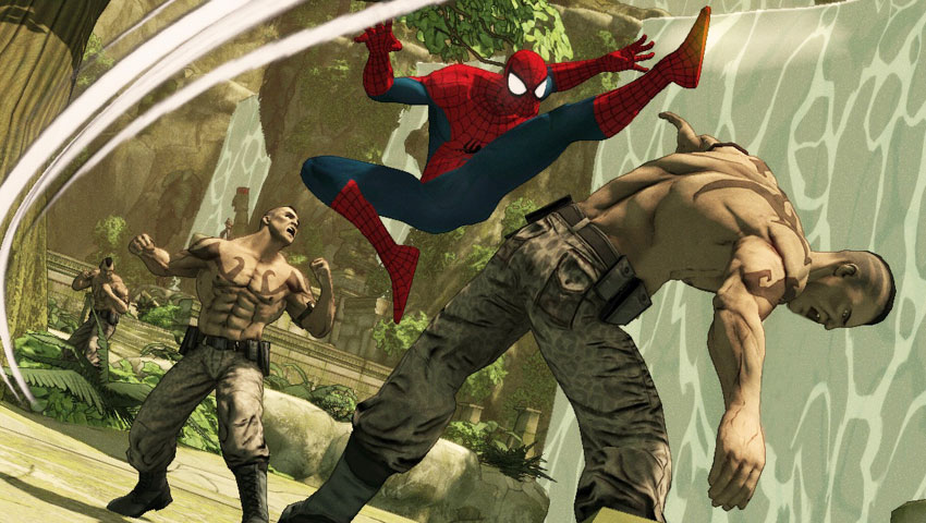 Amazoncom Spider Man Shattered Dimensions Nintendo Ds