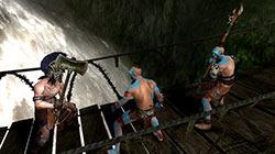 Test your metal in close combat