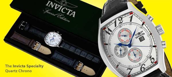 Invicta Specialty Image