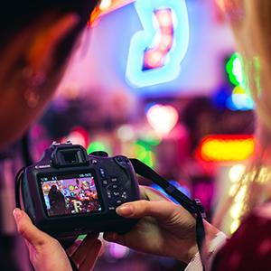Canon EOS 1300D - Beeindruckende Details vertrauensvoll festhalten