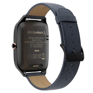 Neuestes Android Wear OS - Asus Zenwatch 2