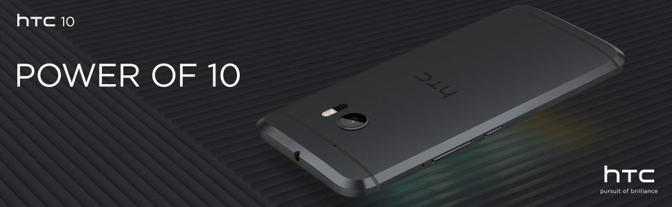 Power of 10 - HTC 10 Smartphone