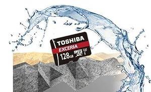 Arbeiten unter erschwerten Bedingungen - Toshiba Exceria microSDXC