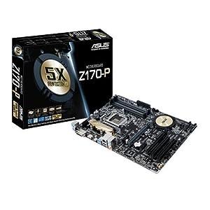 Asus Z170-P mit fantastischer DDR4-Performance