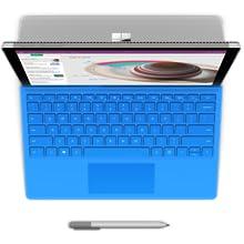 Fühlt sich an wie eine traditionelle Laptoptastatur - Microsoft Surface Pro 4 M3