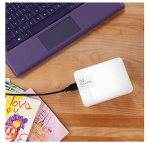Rüsten Sie auf mit USB 3.0 mit der Western Digital My Passport Ultra